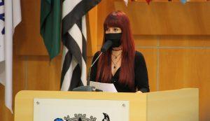 Sônia questiona Prefeitura sobre alvará de empresa