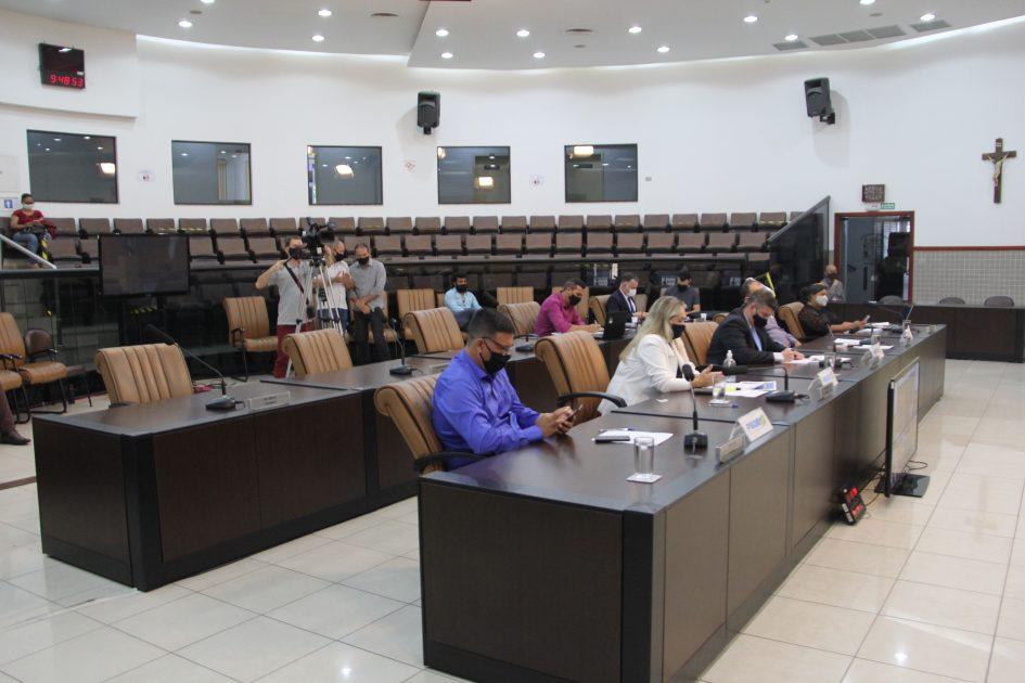 Câmara realiza 27ª sessão sem votação de projetos na Ordem do Dia
