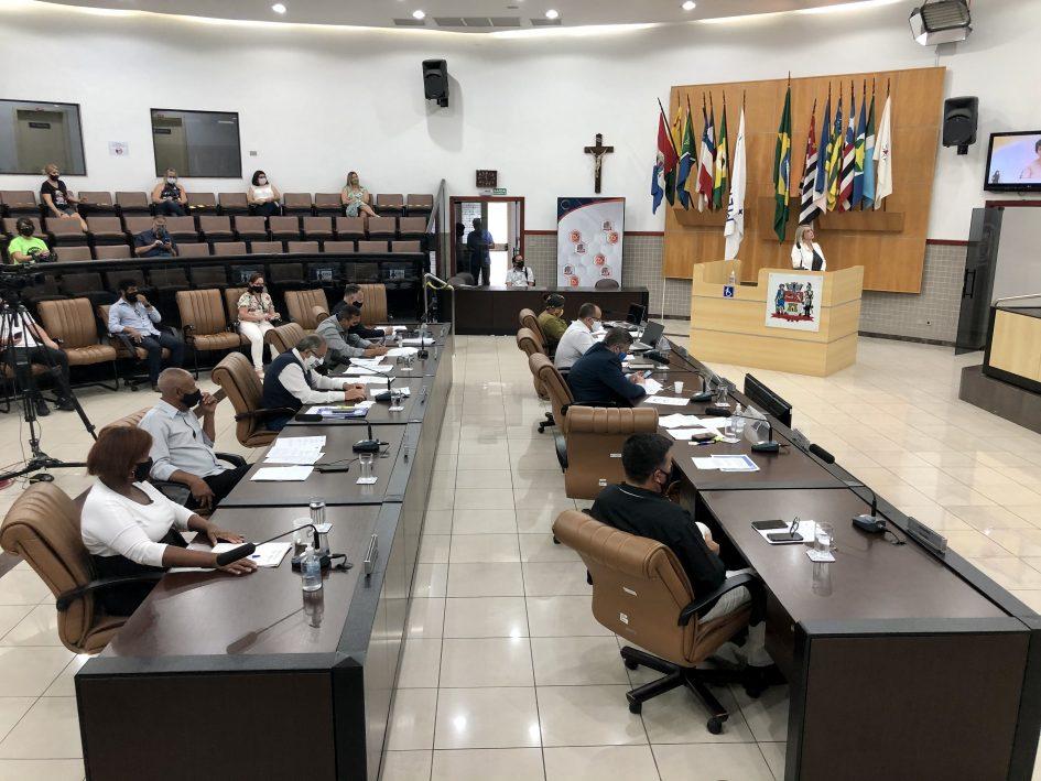 Câmara Municipal aprova quatro projetos na sessão desta quarta-feira (28)