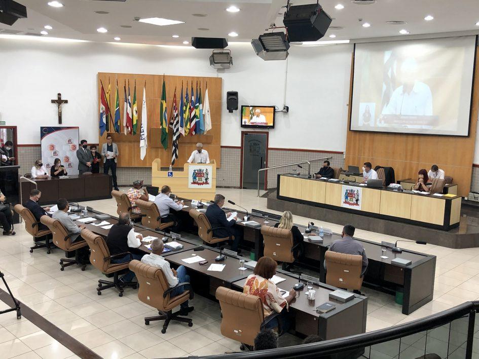 Câmara aprova projeto de denominação de via nesta quarta-feira (18)