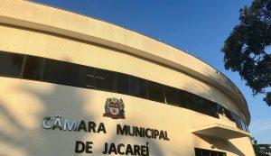 Na última sessão do semestre, Câmara de Jacareí vota seis projetos nesta quarta-feira