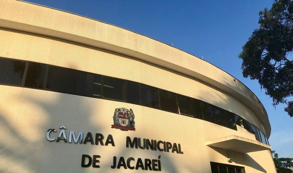 Câmara de Jacareí vota dois projetos na Ordem do Dia desta quarta-feira (2)