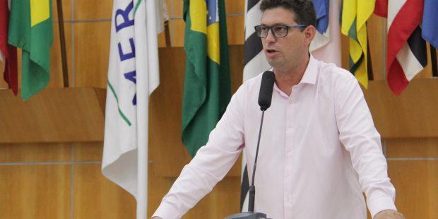 Dudi cria projeto para incentivar o financiamento do esporte amador em Jacareí