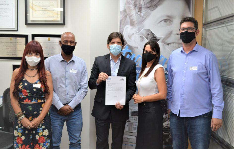 Paulinho dos Condutores anuncia investimentos de R$ 7,5 milhões para revitalização da Avenida Lucas Nogueira Garcez
