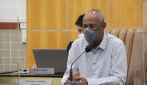 Paulinho dos Condutores pede melhorias na região oeste de Jacareí