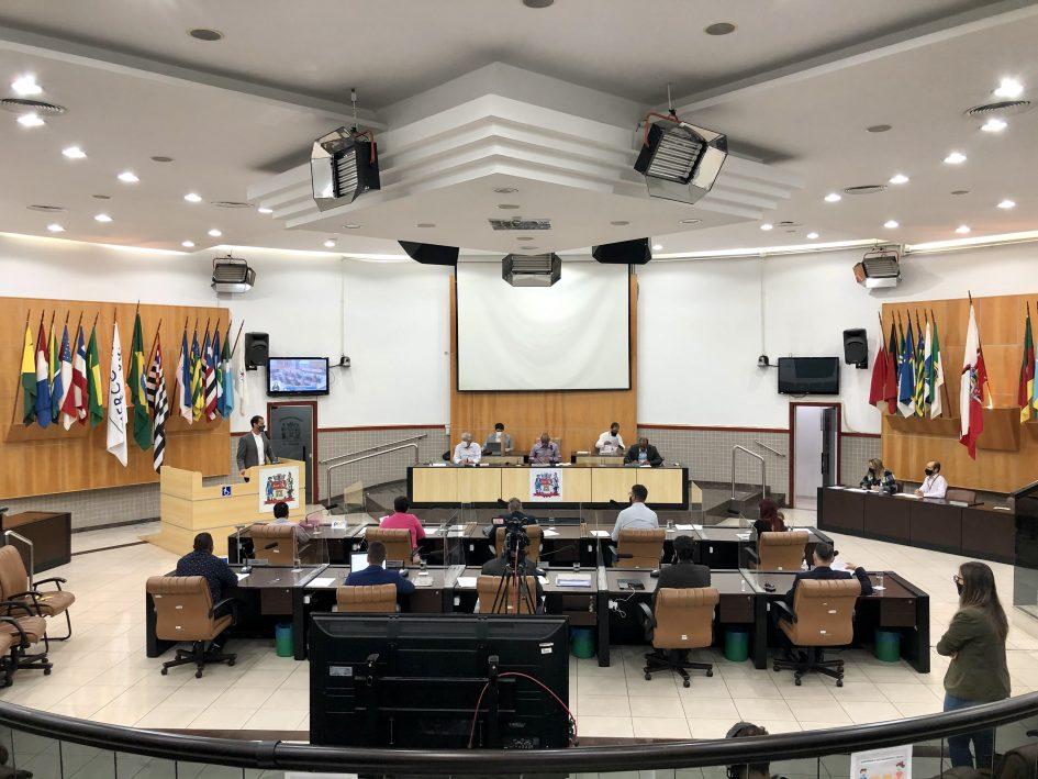 Câmara aprova adequação do Regimento Interno em 8ª sessão do ano