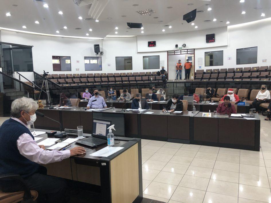 Câmara Municipal aprova contas de 2018 da Prefeitura de Jacareí