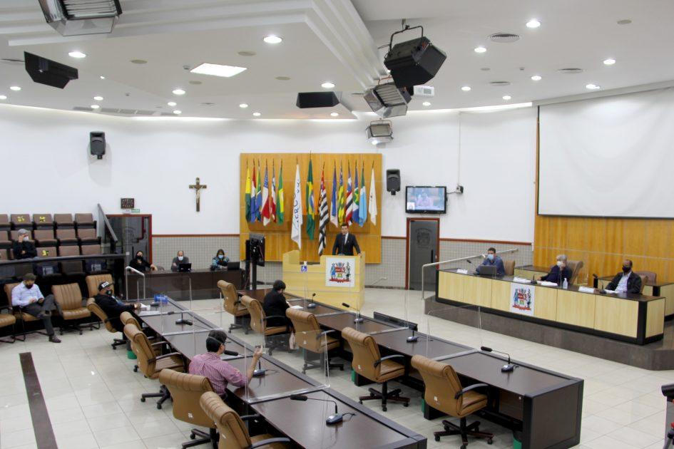 Câmara sedia audiência para apresentação das metas fiscais do 1º quadrimestre de 2021 em Jacareí