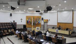 Câmara de Jacareí aprova oito projetos na 18º sessão do ano