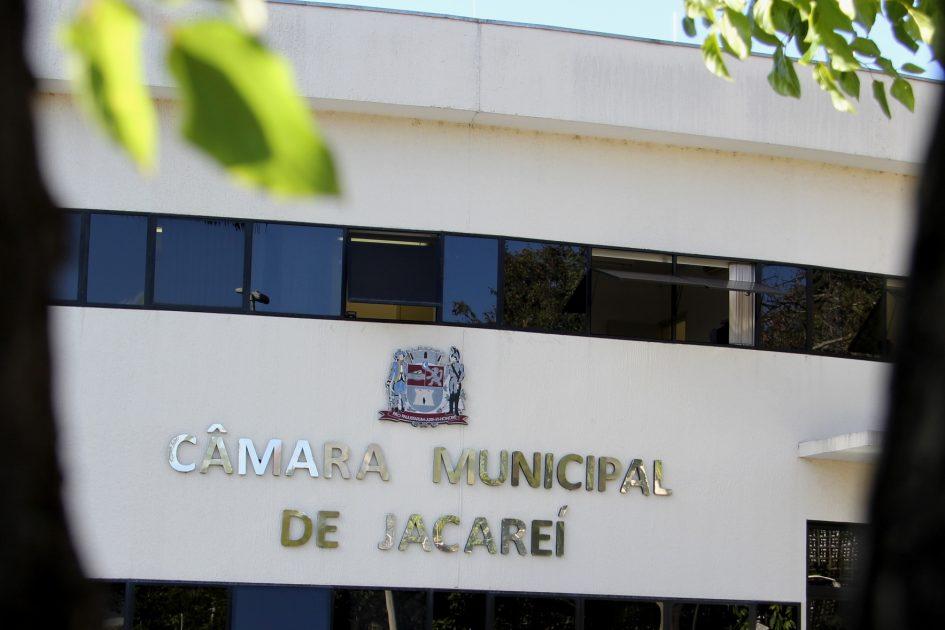 Câmara de Jacareí vota três projetos na Ordem do Dia desta quarta-feira (9)