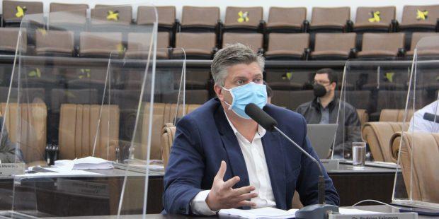 Dr. Rodrigo sugere local para funcionamento do Bom Prato