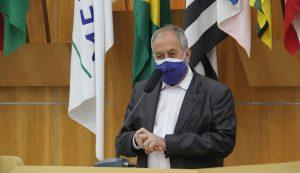 Valmir questiona Prefeito sobre existência de projeto de pavimentação da Estrada Silvano