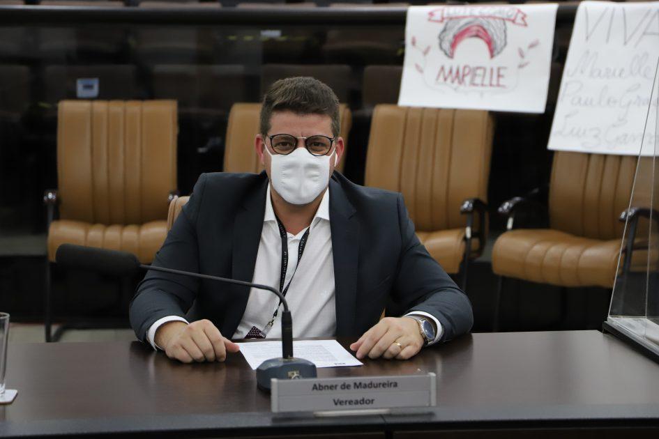 Abner de Madureira pede melhorias na Estrada Hondo Japão em Jacareí