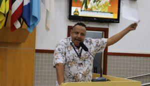 Roninha questiona Prefeitura sobre atuação da Guarda Civil em quadras e parques públicos