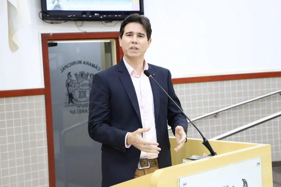 Hernani questiona ações para contenção de inundações na Av. Adhemar de Barros
