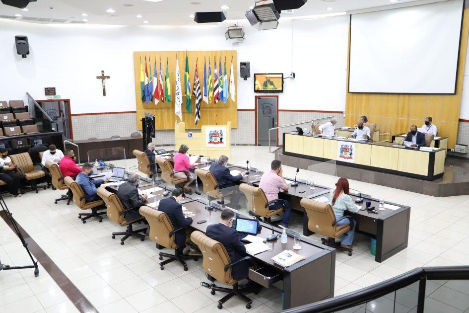 Vereadores aprovam quatro projetos na sessão de quarta-feira (6)